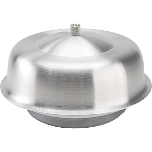 Nostalgia Spun Aluminum Air Cleaner