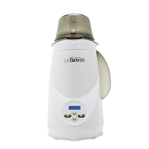 Dr. Brown's Deluxe Baby Bottle Warmer (Best Rated Bottle Warmer)