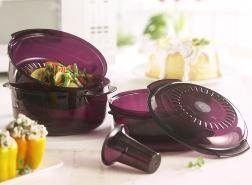 Tupperware Tupperwave CompleteスタックCookerシステム B007SKYVNC