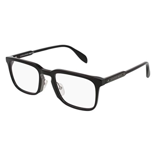 Eyeglasses Alexander McQueen AM 0079 O- 001 BLACK ()
