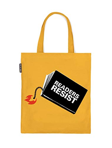 Book Riot by Out of Print Readers Resist Tote Bag