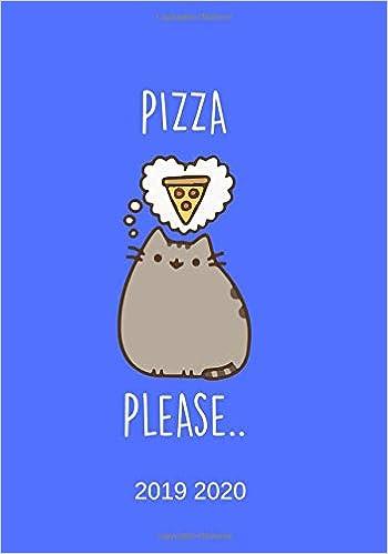 Pizza Please 2019 2020: Agenda Scolaire 2019 2020, Timer ...