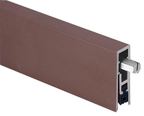 Pemko 085699 PDB4131DE36 Automatic Door Bottom, Dark Bronze, 2'' Width, 36'' Length, Dark Bronze by Pemko