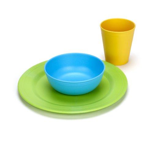 Green Eats Tabletop Set, Baby & Kids Zone