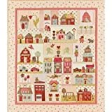 Tiny Town - 9 Month Block of the Month by Bunny Hill Designs