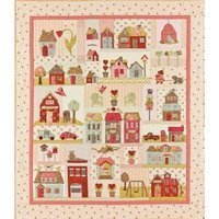 Tiny Town - 9 Month Block of the Month by Bunny Hill Designs by Bunny Hill Designs