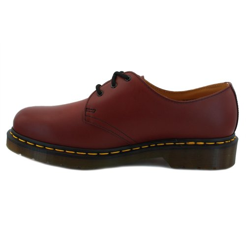 Dr. Martens - Zapatos unisex Cherry Rouge