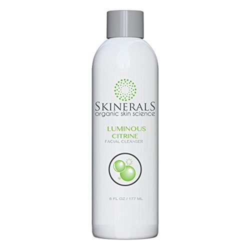 Skinerals Cleanser Luminous Charcoal Enriched product image