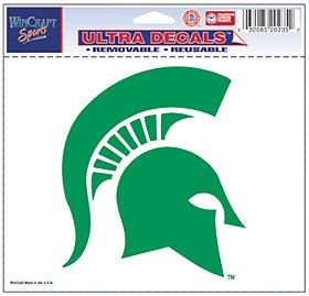 WinCraft Michigan State Spartans Removable 5