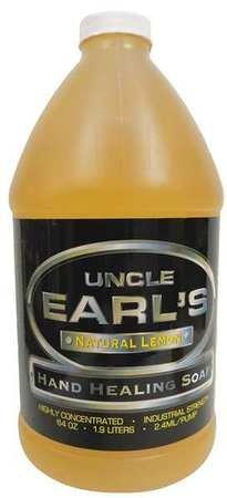- Zebra Skimmers Corp. 64 Oz. Lemon Hand Healing Soap