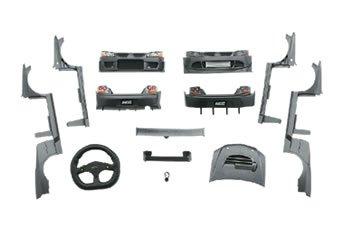 - XMODS Evolution Body Kit for 2004 Lancer Evolution VIII