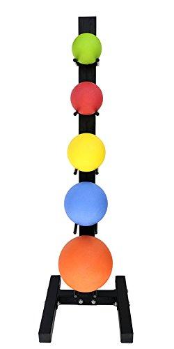Ader Mini Medicine Ball Set (0.5kg-Green) (Rubber Medicine Ball Set)
