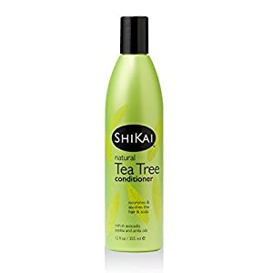 Shikai, Tea Tree Conditioner, 12 fl oz (355 ml) by ShiKai