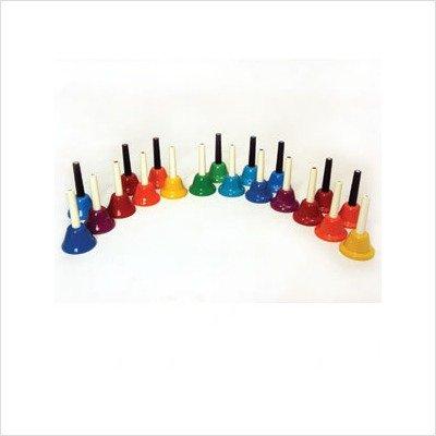 Rhythm Band Instruments RB118EX Twenty Note Kidsplay Handbell Set