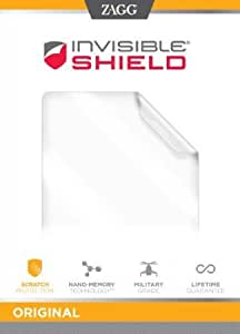 Cerhinu ZAGG Original invisibleSHIELD for iPhone 5C (Screen)(Dry Apply) - Screen Protectors - Retail Packaging - Clear...