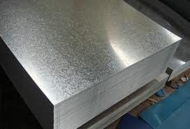 Great for Outdoor Projects 500mm x 500mm Buy Metal Online 1.2mm // 18 SWG Tough Coating 0.047 Approx 20 x 20 | DX51D Galvanised Steel Sheet Rust Resistant