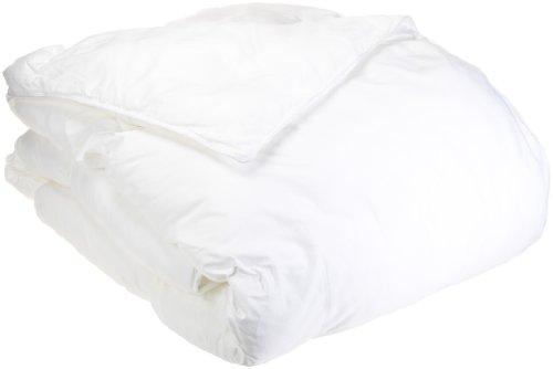 (Wamsutta 1617754 Cool and Fresh 400 Thread Count Alternative Down Comforter, King, White)