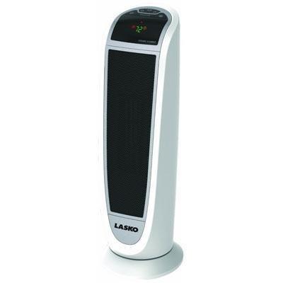 Lasko Products 5165 Digital Ceramic Tower Heater