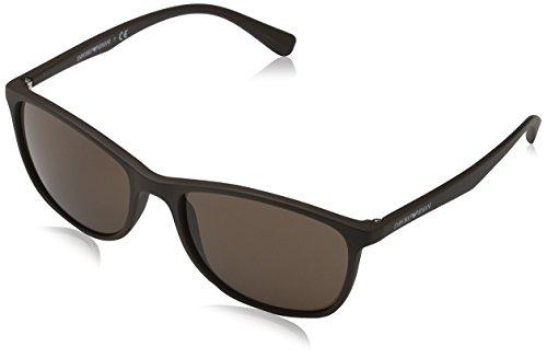 Lunettes Armani Soleil De Emporio 550373 Mixte black Noir S65qgd8wx