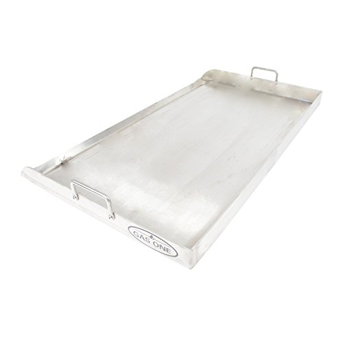 Stainless Griddle Universal Plancha Accessory