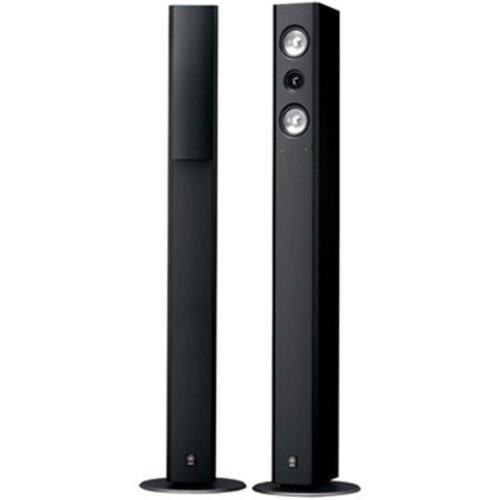Yamaha ns f310bl dual 3 1 8 2 way floorstanding speaker for Yamaha speakers price