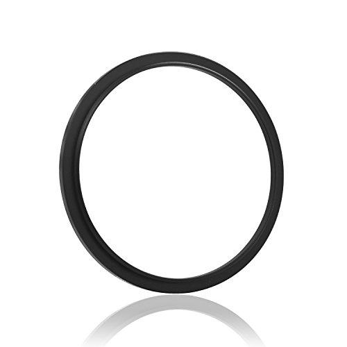 Belmalia Set of 8 Step-Down Rings Lens Filter Adapters:82mm-49mm