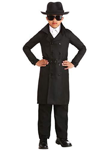 Secret Agent Man Costume Kid's ()