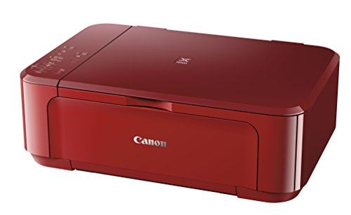 Canon PIXMA MG3620 Wireless All-In-One Color Inkjet Printer with Mobile and Tablet Printing, Red by Canon (Image #1)