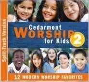 Track Kids Split - CD Cedarmont Worship For Kids V2-Split Track