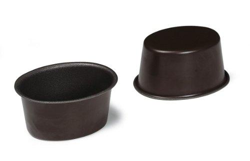 (Paderno World Cuisine Non-Stick Oval Aspic Mold)