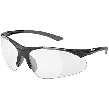 Elvex RX-500C-1.5 Full Lens Magnifier, Black Frame /Grey Temple Tips