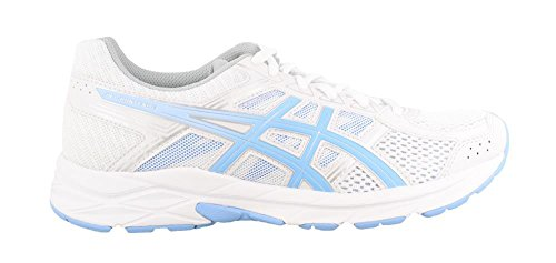 white 5 Gel contend B Asicsp000418225 blue Blanco 4 5 m Bell Us Mujer wAOnXqH