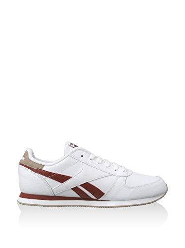 Reebok Zapatillas Royale Cl Jogger Blanco / Rojo EU 42