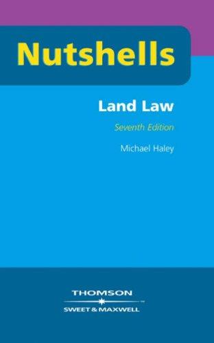 Nutshells Land Law ebook