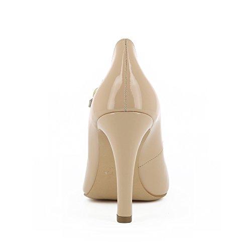 Nu Cristina Escarpins Verni Femme Shoes Evita Cuir gqYzE