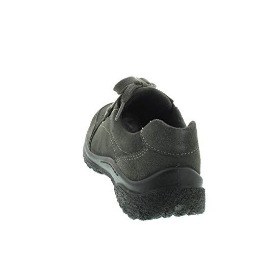 De Mujer Ara Cordones 49335 Gris 05 12 Para Zapatos UTwqI6C