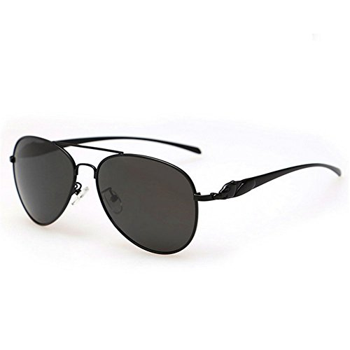 KaiSasi Leopard Head Sunglasses Fashionable Men and Women Polarized Sunglasses - Bloc Sunglasses Leopard