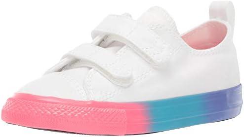 Star 2V Rainbow Midsole Low Top Sneaker