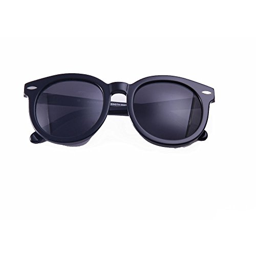 lunettes film soleil polarisées Sports de air lunettes réfléchissantes pilote soleil lunettes de de pour pilote soleil voler plein réfléchissant couleur Black miroir grenouille polarisées de de Lunettes de 6n5w0q8v