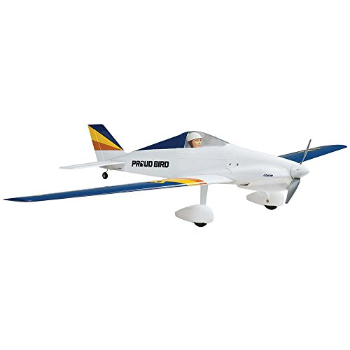 Sport Plane - Great Planes Proud Bird Radio Controlled Electric Powered Almost-Ready-to-Fly EF1 Sport Racer Plane