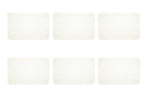 DII Vinyl Vintage Resistant Placemat
