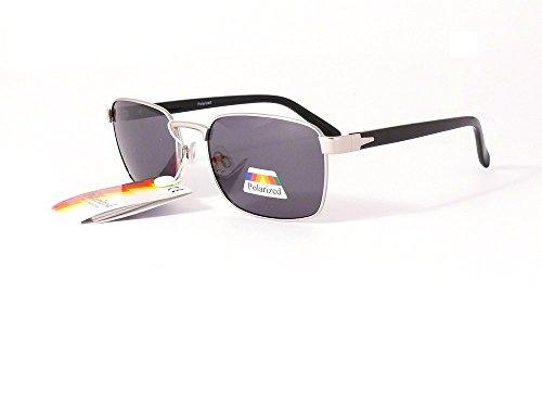 verres femme de lunettes cityvision homme argent verres gris polarisés 201286 soleil polarisées polarisantes monture T0wdYq0