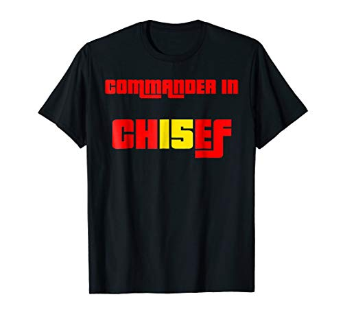 (Commander in Chief 15 is Kansas City American Chief)