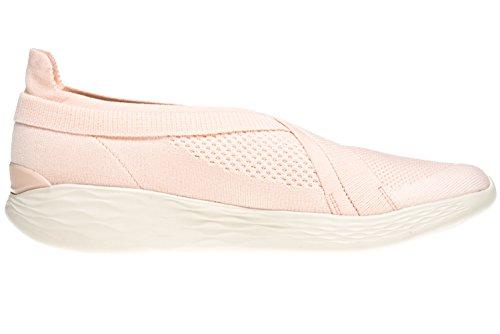 Rose pour Femme Baskets PNK Skechers w6Utfq4