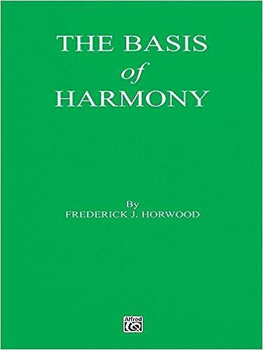 Meilleurs livres télécharger ipad The Basis of Harmony 0757995209 PDF
