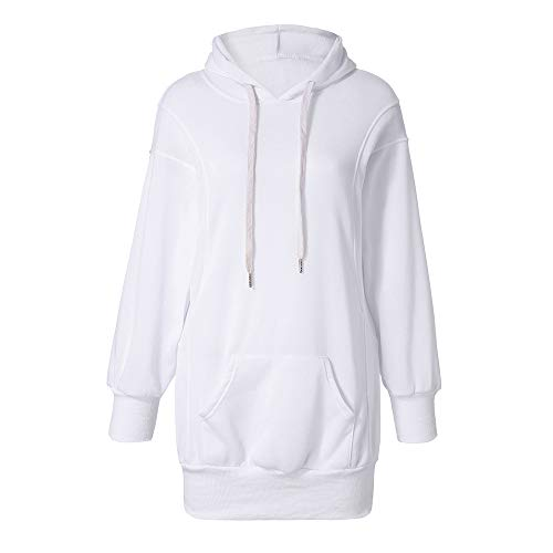 POHOK Clearance Coat Women's Hoodies,Solid Color Clothes Hoodies