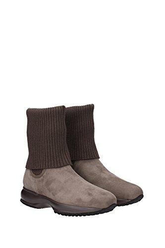 Hogan - Botas para mujer marrón marrón Marrón