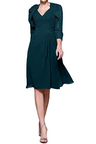 TOSKANA BRAUT - Vestido - Noche - para mujer Tinte Blau