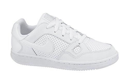 Nike Son of Force (PS), Zapatillas de Baloncesto para Niños Blanco (White / White-White)
