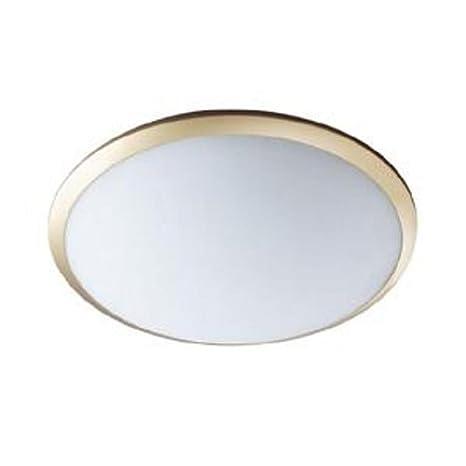 Sische 402238 - Lámpara de techo tipo plafón (10 cm de ...